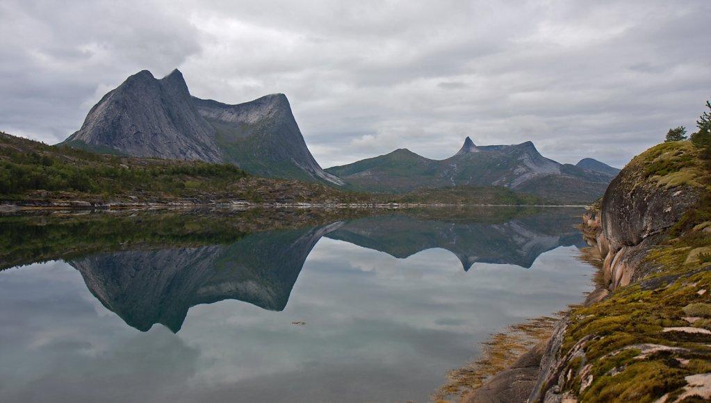 Bergspiegelung