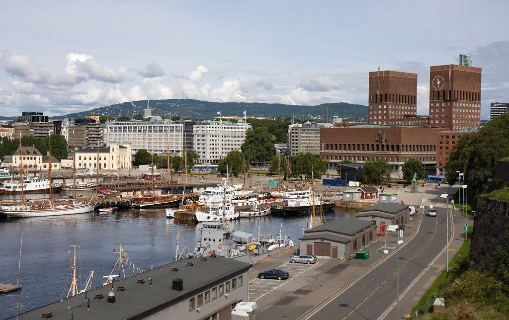 Norwegens Hauptstadt