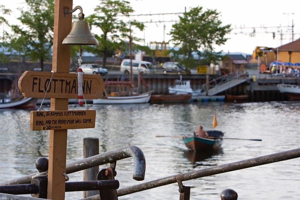Glocke für den Fährmann, Trondheim